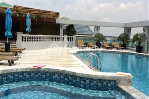 Cho thuê căn hộ 2 phòng ngủ Cao ốc Phú Nhuận - 100 m2 - Giá 18 triệu - Gần sân bay Tân Sơn Nhất