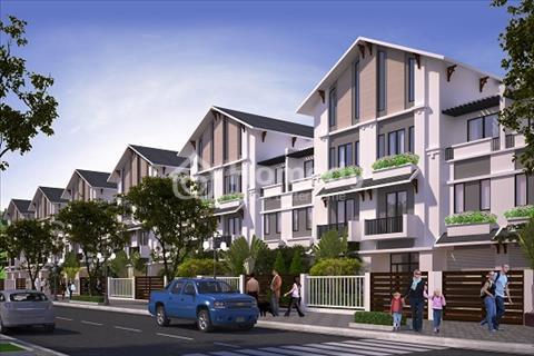 Nhà liền kề mặt đường Lê Trọng Tấn (144 m2 x 4 tầng), chỉ 4,5 tỷ, đường 15 m, không gian xanh