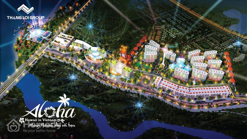 Dự án Aloha Beach Village Bình Thuận - ảnh giới thiệu