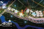 """Điểm độc đáo nhất chính là các căn condotel, biệt thư của Aloha Beach Village đều có thế phong thủy """" vừa có lợi cho sự đón nhận ánh sáng mặt trời và sự thông gió đồng thời khiến cho căn nhà được ôm ấp, bao bọc rất tốt để an cư lạc nghiệp. Đây là lý do khiến cho Aloha Condotel Bình Thuận nhận được sự săn đón nồng nhiệt từ giới đầu tư địa ốc."""
