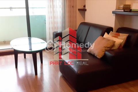 Cho thuê căn hộ Nguyễn Văn Đậu, 2 phòng ngủ, 94 m2, full nội thất đẹp, tầng 12, chỉ 15 triệu/tháng