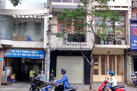 Cho thuê nhà mặt tiền đường Sư Vạn Hạnh, Phường 12, Quận 10, Hồ Chí Minh.