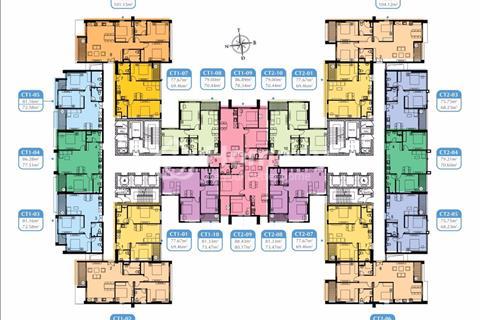 Bán căn hộ 3 phòng ngủ tại Mỹ Đình Plaza 2, 118 m2, giá 3,1 tỷ, full nội thất