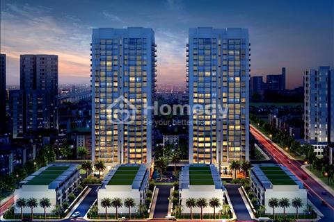 Suất ngoại giao căn hộ Thống Nhất Complex, diện tích 88 m2, giá 31,5 triệu/m2