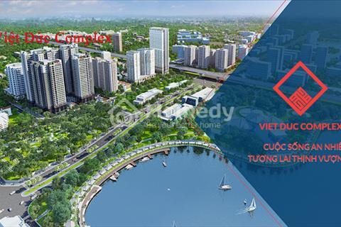 Mở bán dự án Việt Đức Complex, giá chỉ từ 23,5 triệu/m2