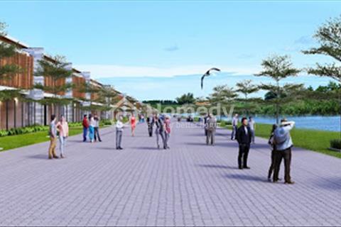 Đất biệt thự 2 mặt tiền sông, gần trường Quốc tế Singapore Đà Nẵng chỉ 21 triệu/m2