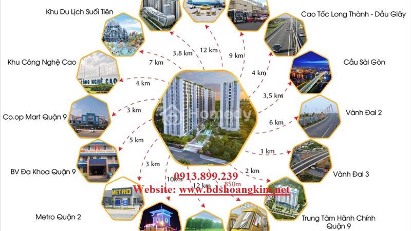 Jamila Khang Điền Đường Song Hành Quận 9, Chỉ từ 22,5 triệu/m2 nhận giữ chỗ ngay hôm nay - 3