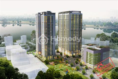 Chung cư Eco Lake View giá từ 1,65 tỷ/căn, căn hộ view 3 hồ, sân Golf