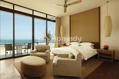 Bán căn hộ the Vista 3 phòng ngủ 135 m2 view hồ bơi full nội thất