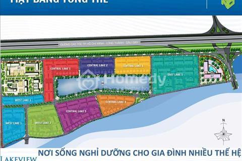 Chính chủ cần bán lại căn shophouse mặt tiền Song Hành cao tốc - Dự án Lakeview Quận 2