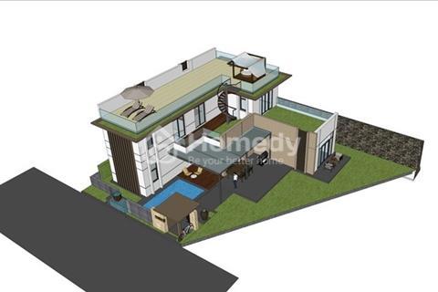 Bán biệt thự biển Cam Ranh Khánh Hòa, diện tích 250 m2 - 450 m2 giá bán 9 tỷ