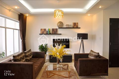 Không ở cần bán gấp căn hộ đã giao nhà Quận 12, bán lỗ bằng giá công ty, 858 triệu, 56 m2