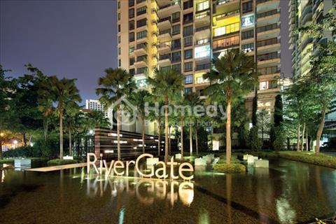 Bán gấp căn hộ River Gate, 2 phòng ngủ, 75 m2, giá chỉ 3,3 tỷ, view đẹp.