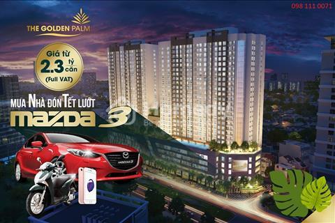 Bán Căn hộ chung cư mặt đường Lê Văn Lương Gía 2,7 tỉ Full nội thất cao cấp