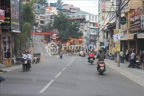 Bán gấp nhà mặt đường Thủ Khoa Huân, trung tâm thành phố Đà Lạt