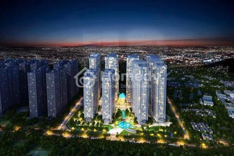 Bán căn góc 3 phòng ngủ, view công viên Yên Sở - Park Hill - Giá chỉ từ 3,3 tỷ/ căn