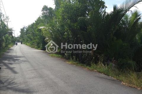 Bán 555 m2 đất vườn đường Nguyễn Văn Tạo, Nhà Bè - Ngang 10 m - Giá 2,8 triệu/m2 - SHR