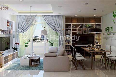 Cho thuê căn hộ Him Lam Riverside Quận 7, 78 m2, đầy đủ nội thất