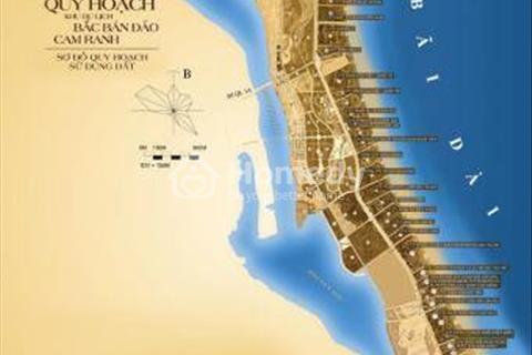 Golden Bay đất nền nghỉ dưỡng Nha Trang chỉ còn duy nhất 5 nền cuối cùng giá tốt, 560 triệu/nền