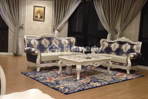 Cho thuê căn hộ chung cư cao cấp Royal City, 150 m2, 3 phòng ngủ, đủ đồ, 38 triệu/tháng