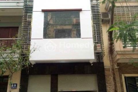 Chính chủ cho thuê nhà 6 tầng làm văn phòng tại đường Trung Yên, giá 35 triệu