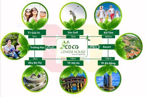 Mở bán 46 lô dự án cạnh Cocobay, sông Cổ Cò, gần bãi tắm Viễn Đông