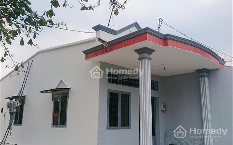 Cho thuê lô đất chính chủ thuận tiện làm kho bãi (có kèm nhà ở) quận Bình Tân