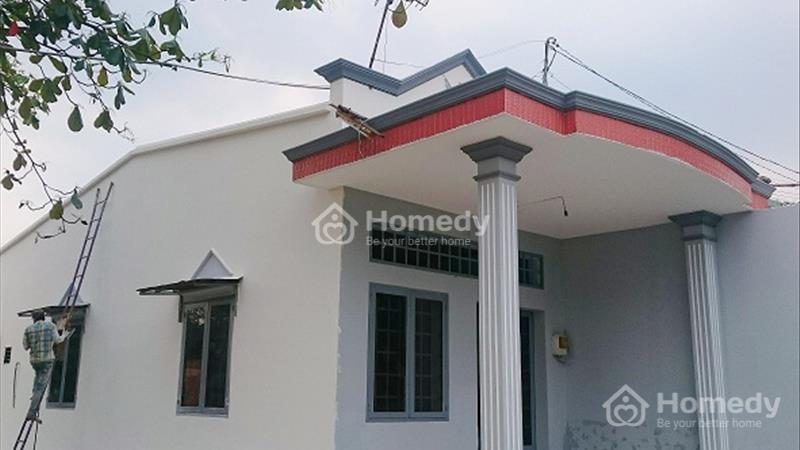 Cho thuê lô đất chính chủ thuận tiện làm kho bãi (có kèm nhà ở) quận Bình Tân - 1