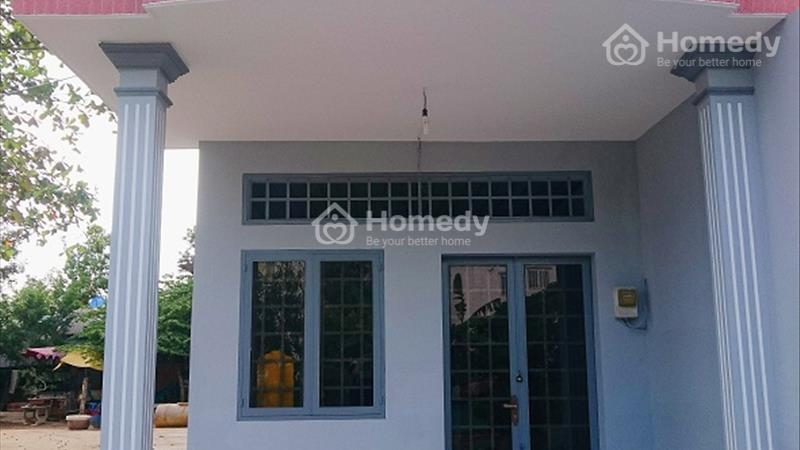 Cho thuê lô đất chính chủ thuận tiện làm kho bãi (có kèm nhà ở) quận Bình Tân - 2
