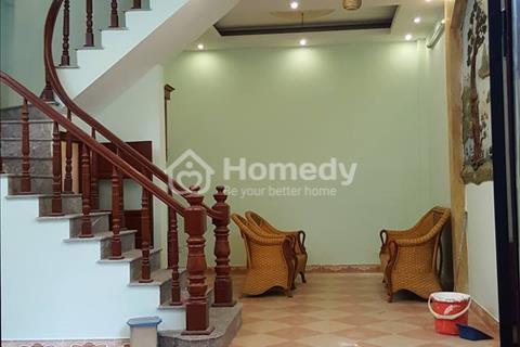 Bán nhà 46 m2 x 5 tầng, mặt tiền 5 m, 2,9 tỷ phố Vũ Tông Phan