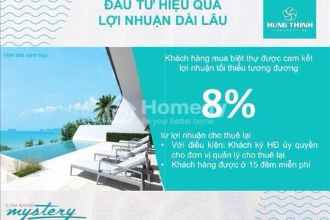 Biệt thự nghỉ dưỡng cao cấp Cam Ranh Mystery Villas