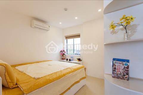 Chung cư mini giá rẻ, sạch đẹp, 25 m2 đủ đồ, không chung chủ