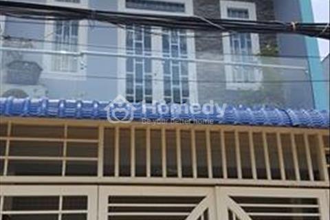 Nhà đẹp 90 m2, đường Nguyễn Ảnh Thủ, quận 12 hẻm 6 m giá 3,85 tỷ