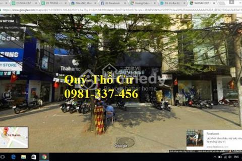 Cho thuê mặt phố Nguyễn Lương Bằng, 50 m2, mặt tiền 5 m, 20 triệu/tháng