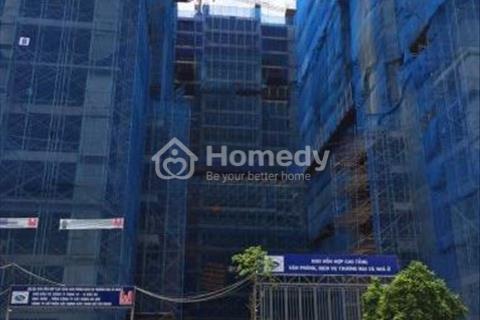 Cho thuê mặt bằng thương mại tòa nhà Chung cư Central Field 219 Trung Kính, Cầu Giấy