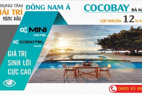 Mở bán Coco Ocean Spa Resort, diện tích 67 m2, giá bán 790 triệu, chiết khấu lên tới 6%