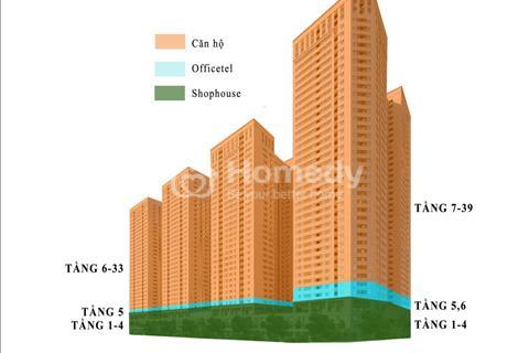 Cần bán suất ngoại giao căn đẹp 09 căn 15 căn 07-11-16 Giá rẻ hơn Chủ Đầu Tư - Chỉ có tầng đẹp