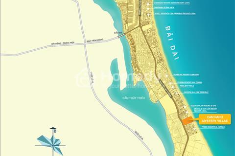 Biệt thự 100% view biển Cam Ranh Mystery Villas - Một sản phẩm từ Hưng Thịnh Corporation