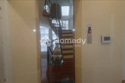 Bán nhà 7 tầng thang máy, kinh doanh mặt phố Hoàng Hoa Thám, giá 18,5 tỷ