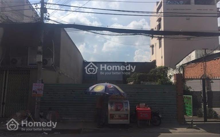 Cho thuê đất trống mặt tiền vị trí đẹp đường Trường Sơn, phường 15, quận 10