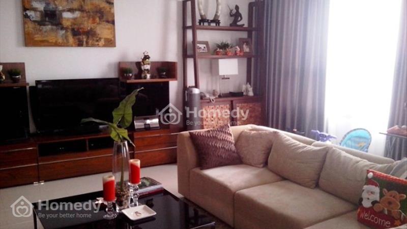 Bán căn hộ Fideco Riverview 140m2 view quận 1 tầng cao - 1