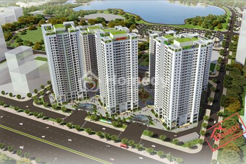 Bán căn hộ 2 ngủ chung cư Green Stars, cửa vào Đông Nam, giá 28,5 triệu/m2