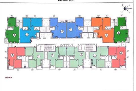 Chính chủ bán căn 501-1101, tòa CT3 dự án tái định cư Hoàng Cầu giá rẻ.