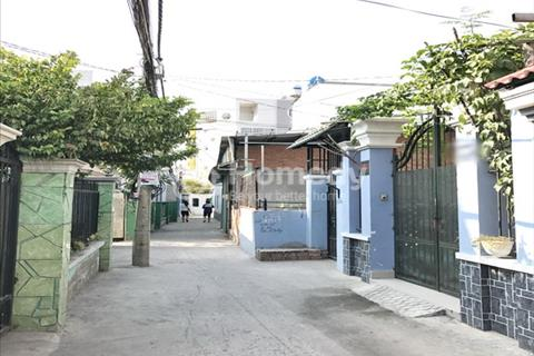 Bán gấp lô đất nền vị trí đẹp hẻm 109 đường Nguyền Văn Quỳ, quận 7