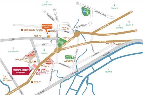 Nhanh tay mua ngay căn hộ chỉ với 1,1 tỷ sở hữu ngay căn hộ  có vị trí đắc địa nhất Bình Tân