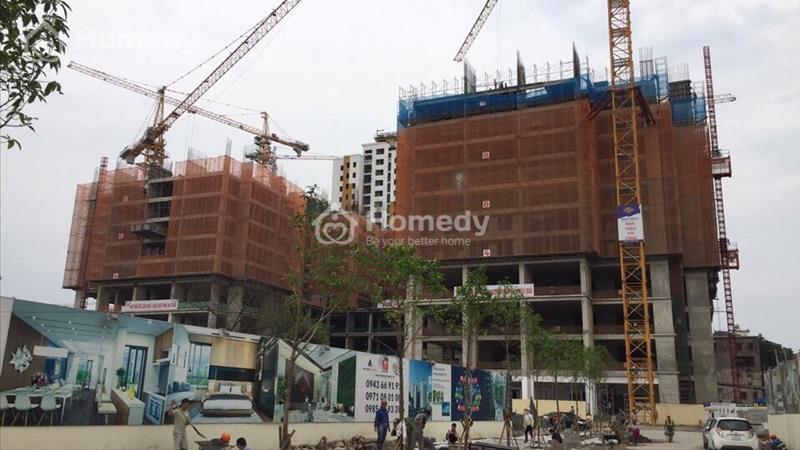 Cháy hàng chỉ còn 100 căn cuối dự án Việt Đức Complex, giá từ 24 triệu/m2. View hồ Nhân Chính 13 ha - 9