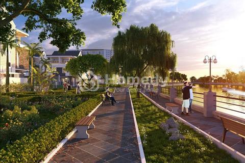 Bán đất nền biệt thự ven sông Jamona Golden Silk quận 7, giá chủ đầu tư