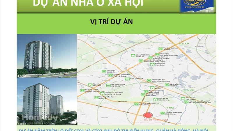 200 triệu vẫn mua được nhà Hà Nội, đăng ký ngay để làm thủ tục hồ sơ - 1
