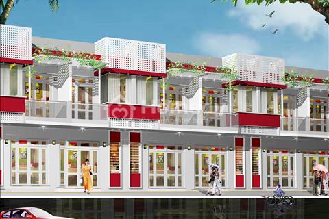 Nhanh tay chọn cho mình 1 nhà phố nghỉ dưỡng hiện đại bậc nhất tại Thủ Dầu Một, Bình Dương
