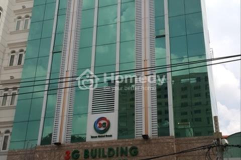 Văn phòng đẹp đường Võ Văn Tần, Quận 3, diện tích 140 m2. Giá 58 triệu/tháng